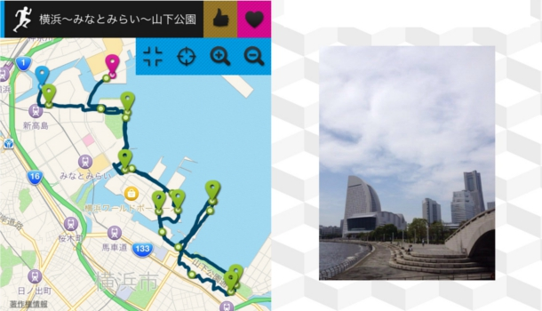 横浜~みなとみらい~山下公園